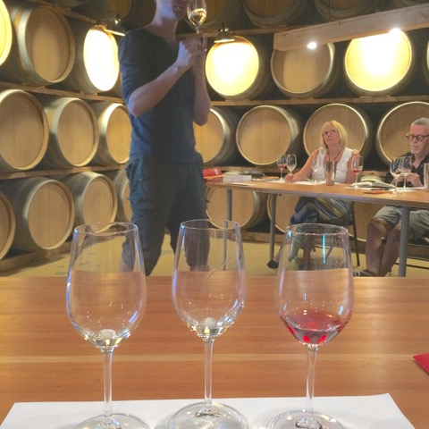 """We operate a wine tour company and we will definitely recommend the Vinstitute sessions and Intersection winery to our clients. Cheers!"""