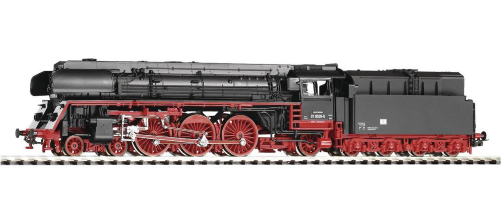 A PIKO HO scale model