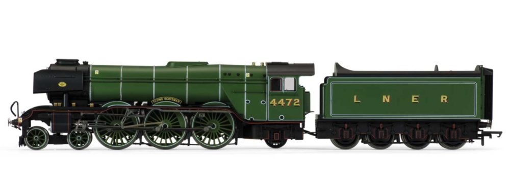 A Hornby OO scale model