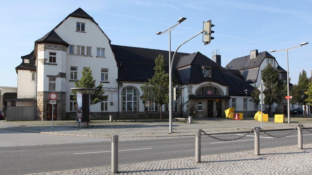 Sonneberg Train Station