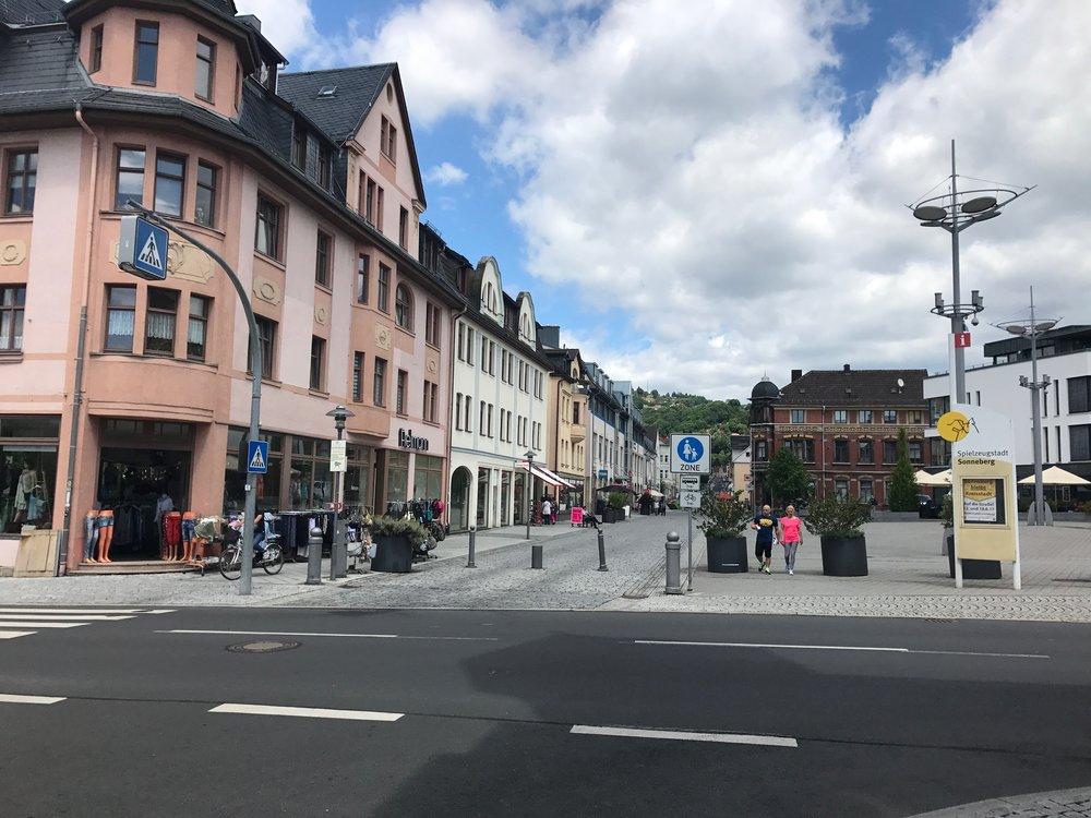 """Downtown"" Sonneberg"