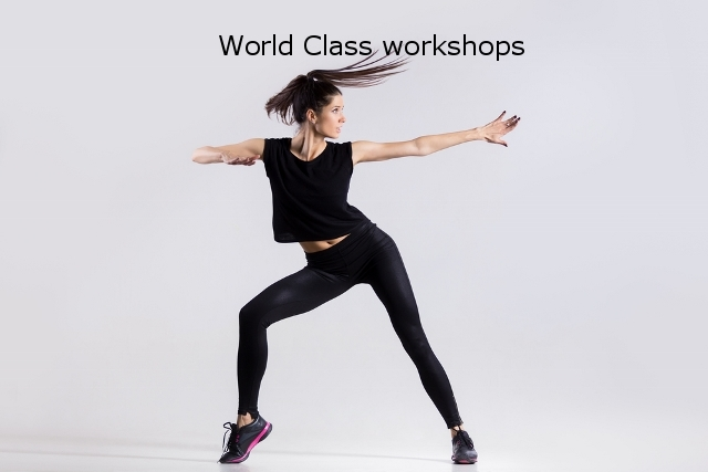 Inspire Dance Workshops and Tours for School Performing Arts and Dance Groups