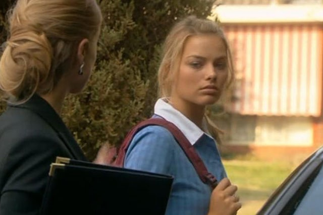 Margot Robbie - City Homicide (2008)