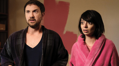 Paul (Sam Huntington) and Claire (Kate Micucci)