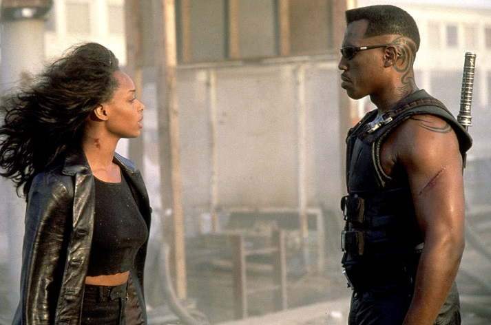 Blade  | Amen Ra Films, Imaginary Forces, Marvel Enterprises, New Line Cinema