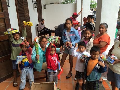 Abril 2015. Día del niño en La Antigua
