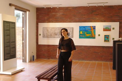 COLECTIVA. Artistas con VeracruzAna