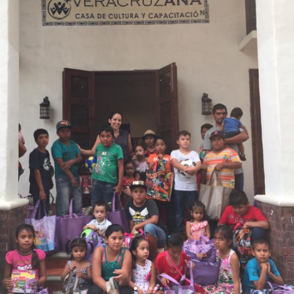 Abril 2017. Día del niño en La Antigua