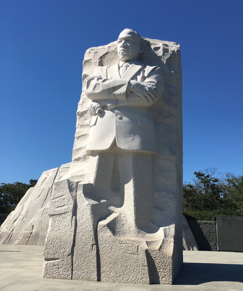 Martin Luther King, Jr. Memorial / © Patricia A. Banks