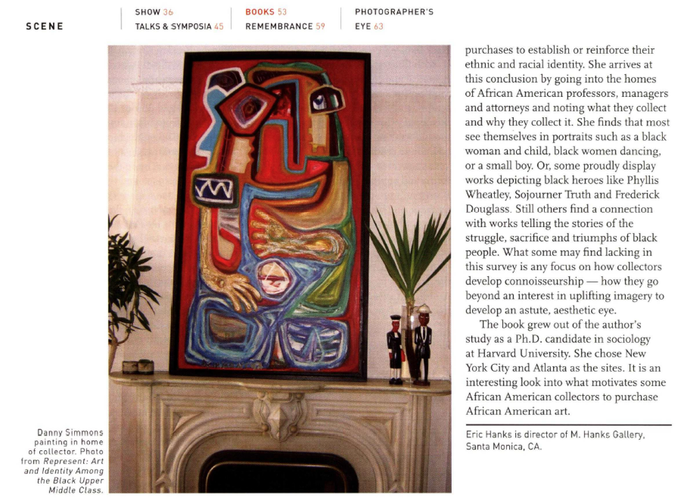 Review of Represent: Art and Identity Among the Black Upper-Middle Class, International Review of African American Art