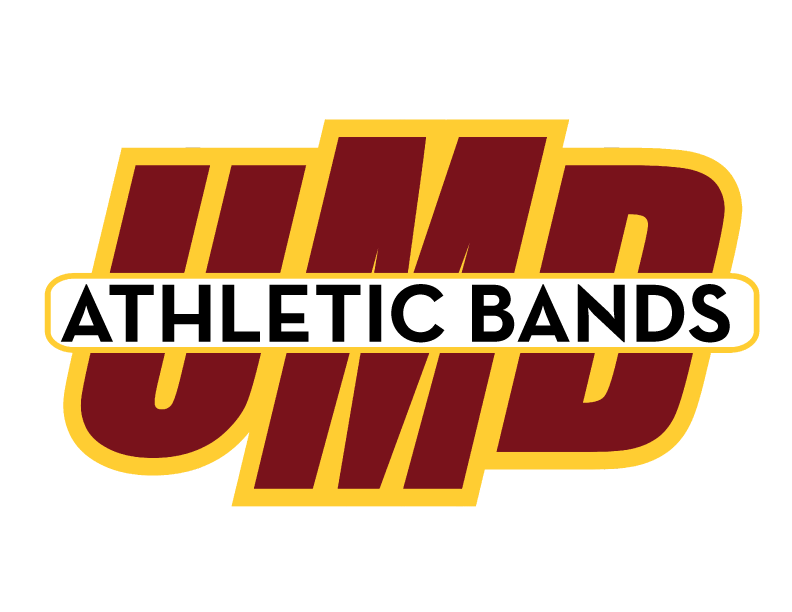 UMD Athletic Bands