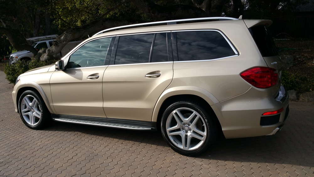 Mercedes Benz GL 550