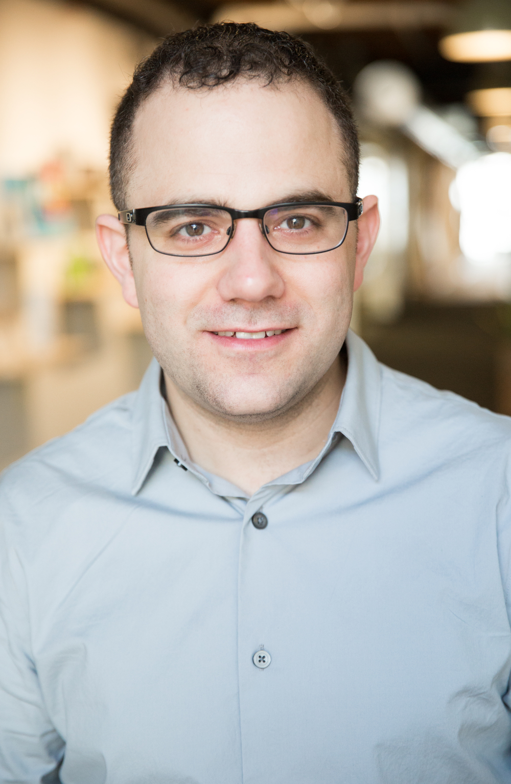 Nicholas Genovese, CSO and Co-Founder