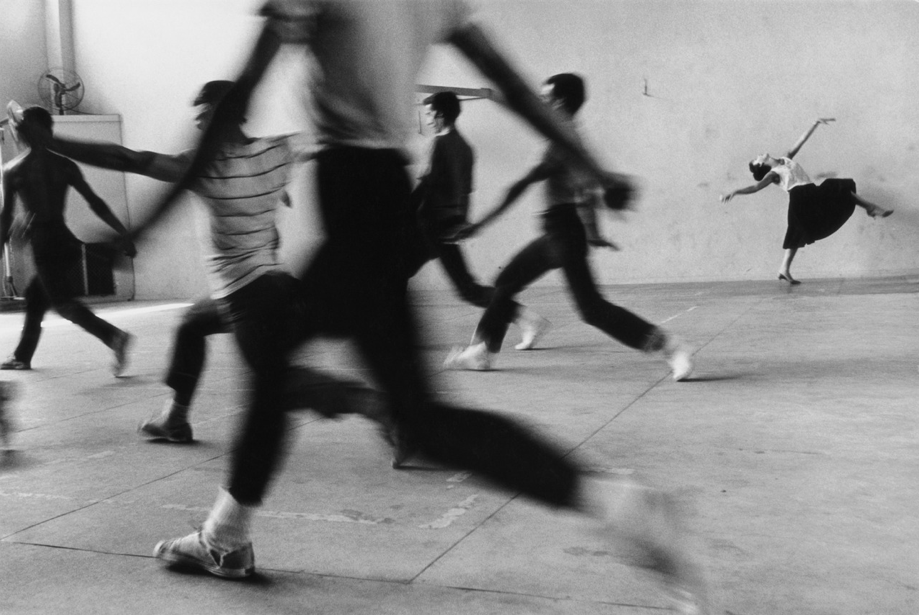 west side story rehearsa, source unknownl