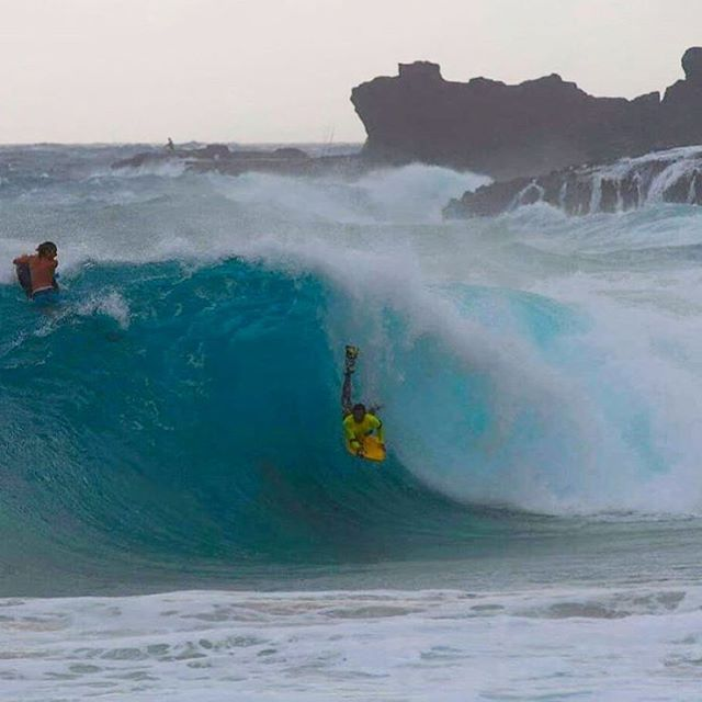 @jhamma81 taking to the air!! Happy Aloha Friday! pic by @hli_hawaiianline_international