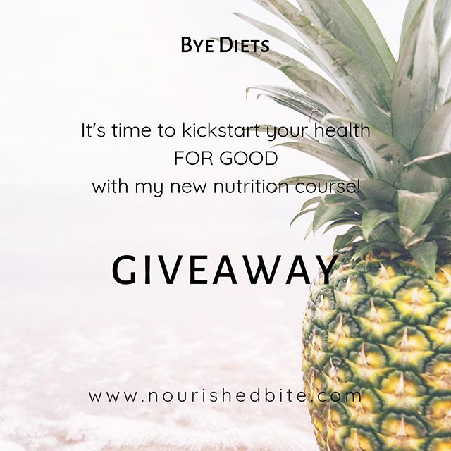 🌟 Give away time! 🌟  If you didn't make a New Years resolution yet, or already quit it, this is for you!! ____________________ Scroll below to find out more details about my new, kickstart your diet course! If you'd like to enter  1️⃣. Follow me 2️⃣. like the post 3️⃣. tag two friends you think would be interested too! . 〰️ I'll draw a winner each week leading up to New Years! . 〰️ I've been working on a big project and I'm excited to finally be able to share it with you! . 〰️ I know that people have a hard time making it to a dietitian. Sometimes they're embarrassed about their eating habits, or they just don't have time. Or maybe they've dieted many many times and have given up. . 〰️ I wanted to make something that could be done at home, when you have time, that would teach everything you need to know to make a plan personalized to you that you can stick with. . 〰️ And I thought the perfect time to launch would be New Years. Did you know that 40% of resolutions are to lose weight, exercise more, or to be healthier? and that only EIGHT percent manage to stick to these goals for even a few months? . 〰️ This year I want you to be the 8%! . 〰️ If you'd like to learn more, please check the link in my profile! And for now, follow and tag and I'll let you know the winner soon! . . . . . #nyeresolutions #resolution #diet #wls #giveaway#giveawaycontest #giveaways #health#getfit #healthy #healthyeatinghabits #free #entertowin #healthymom #healthyrecipes