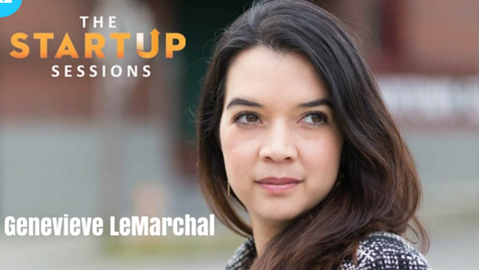 the start-up sessions with genevieve lemarchal