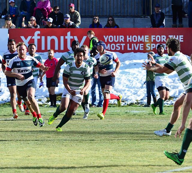 #infinitypark #denver #rugby #barbarians #bleedgreen #fitness #fitfam #fitspo #kickoff #prp #rugbytown #rugbysevens #rugbyplayer #rhinorugby #canterbury #elite #rugby15
