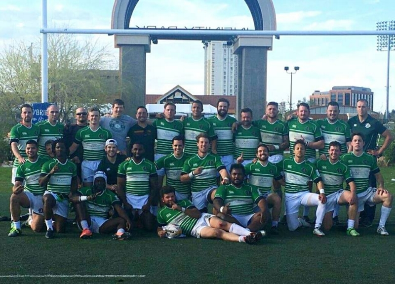 Denver Barbarians - Rocky Mountain Rugby's Champion