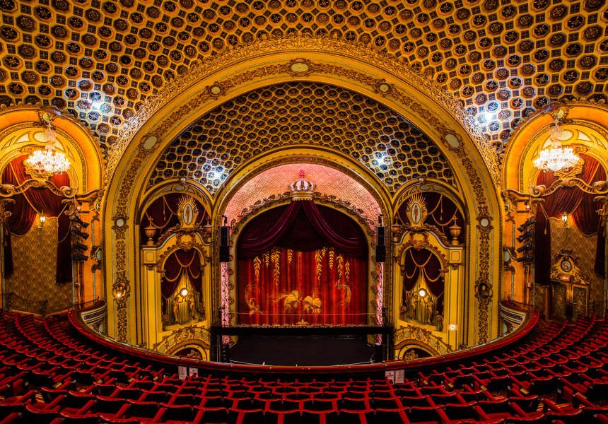 Sydney Classics: State Theatre – Broadsheet | Photo: Nikki To