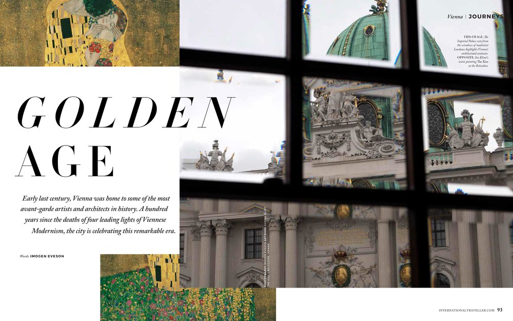 Viennese Modernism travel feature – International Traveller