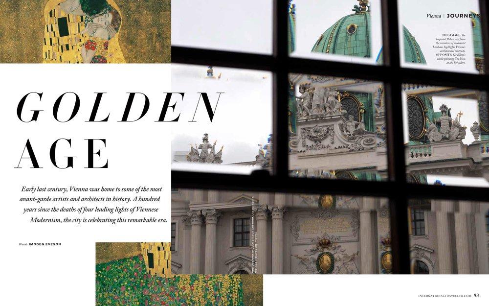 Viennese Modernism travel feature – International Traveller