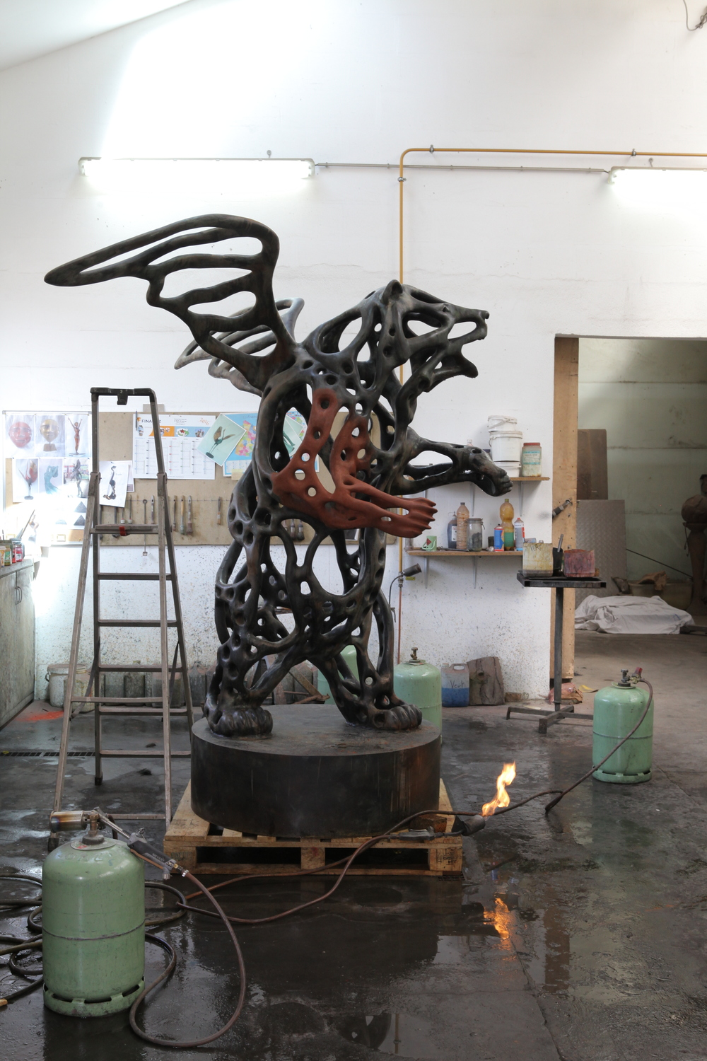 Richard Texier_foundry 3.JPG