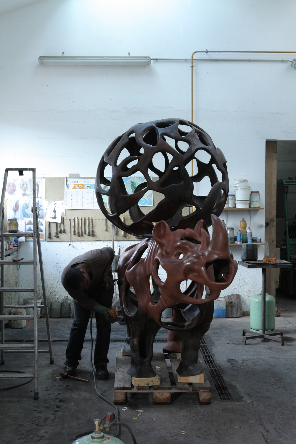 Richard Texier_foundry.JPG