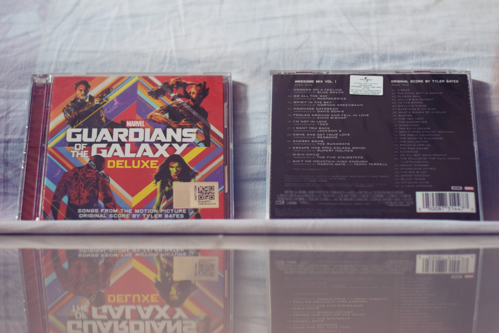 Guardians Of The Galaxay Awesome Mix Vol. 1 | A Beautiful Distraction