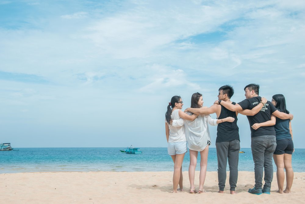 TIoman Island Malaysia 2016 | A Beautiful Distraction