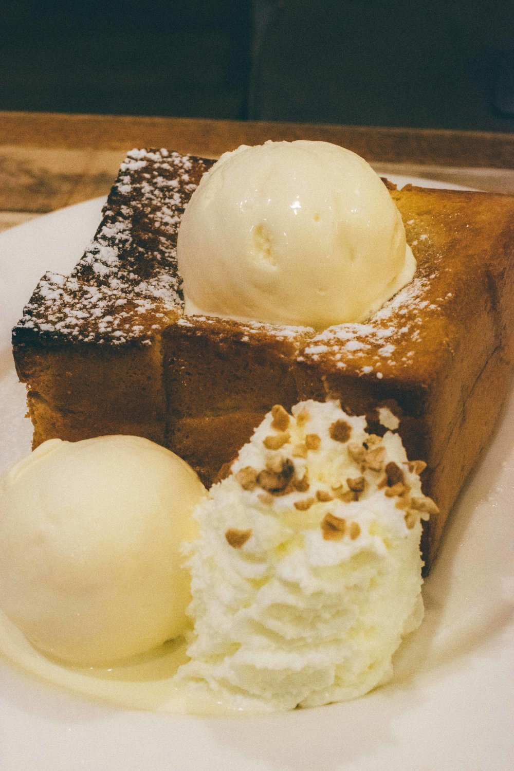 Shibuya Honey Toast @ After You Dessert Cafe, Central World, Bangkok, 2016 | A Beautiful Distraction