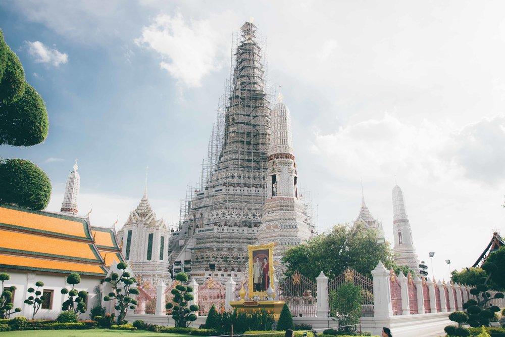 Bangkok Thailand 2016 | A Beautiful Distraction