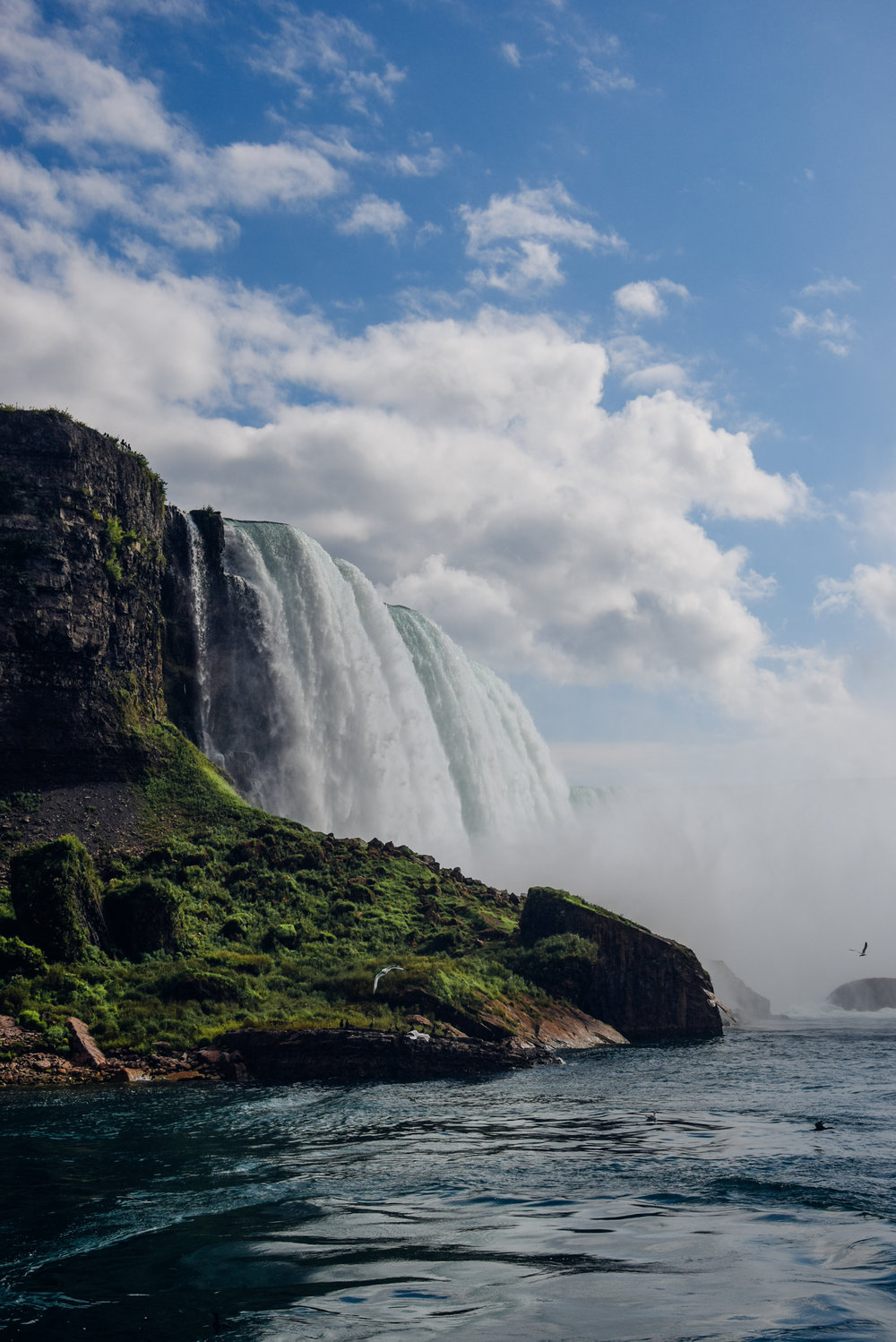 Niagara Falls New York USA | A Beautiful Distraction by Ruo Ling Lu