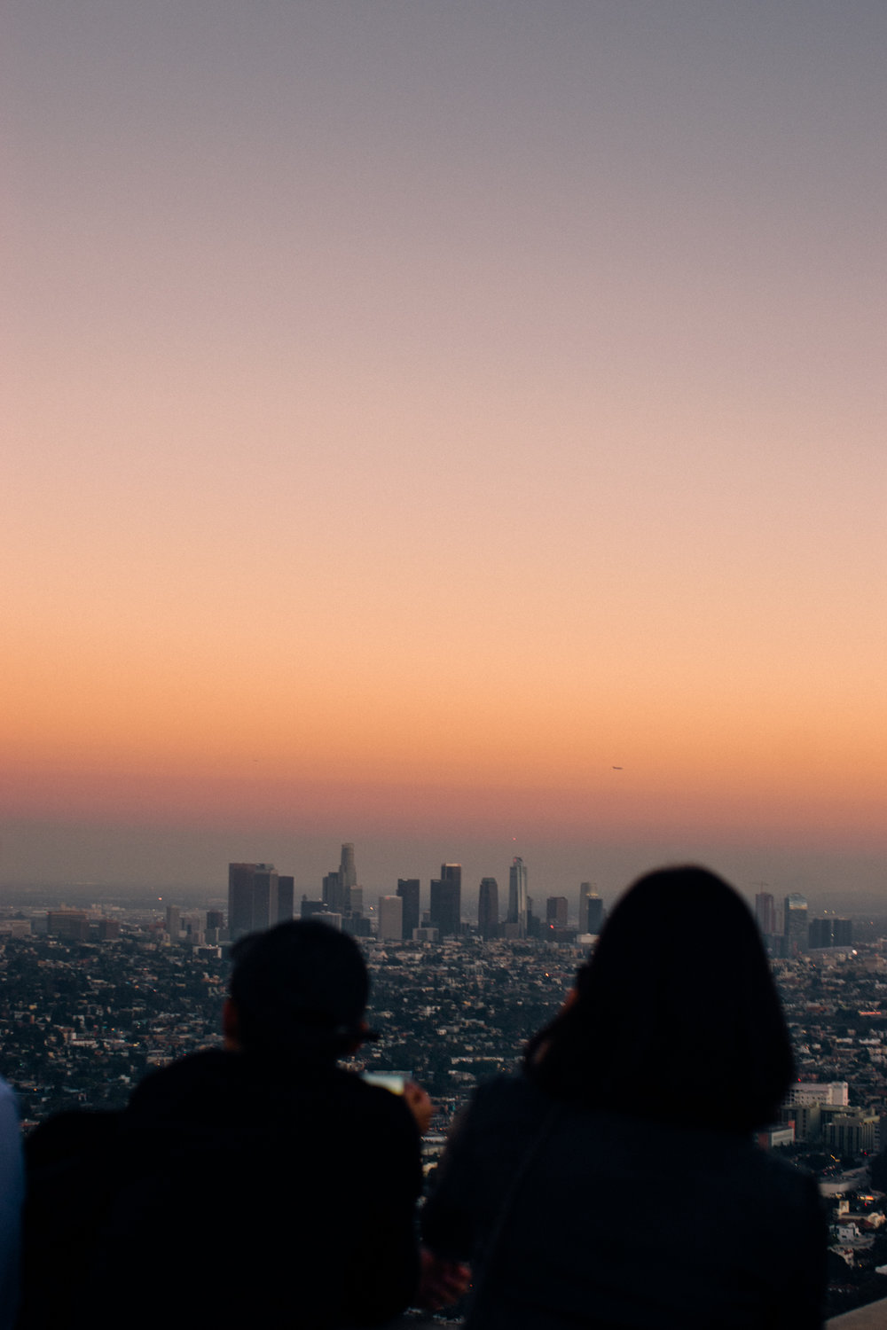 Griffith Observatory Downtown LA Los Angeles California USA |  A Beautiful Distraction by Ruo Ling Lu