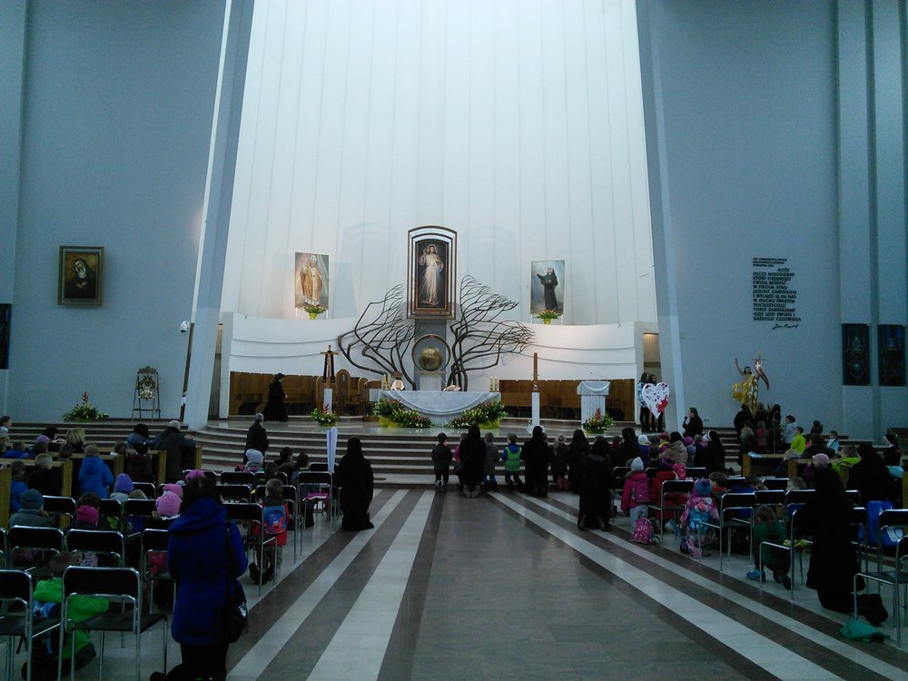 The Divine Mercy Shrine
