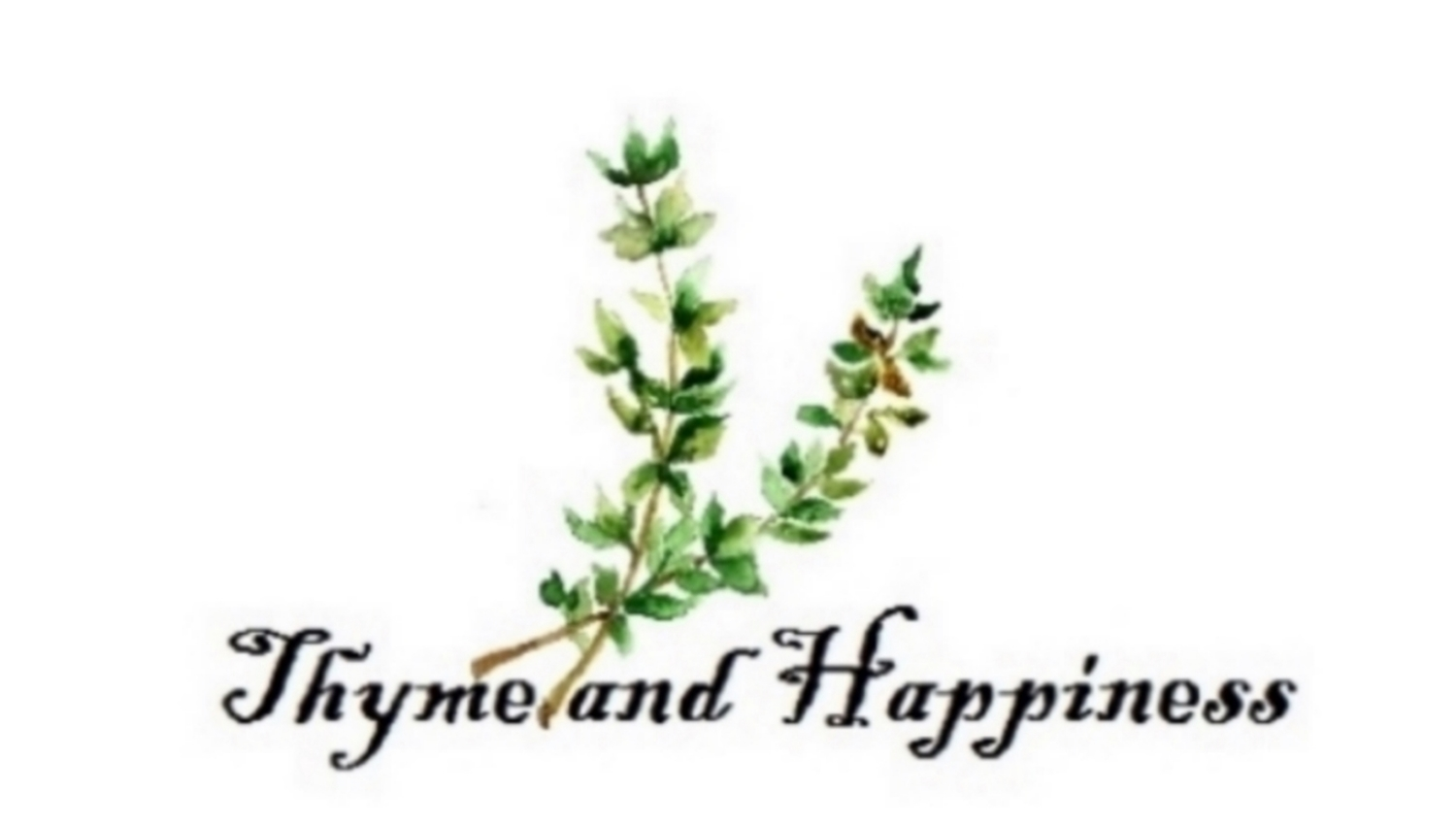 Thyme and Happiness