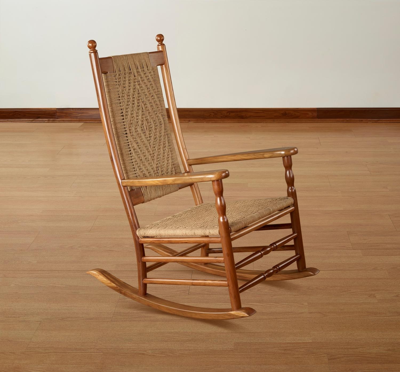Kennedy Rocker — Miheer Fyzee Furniture