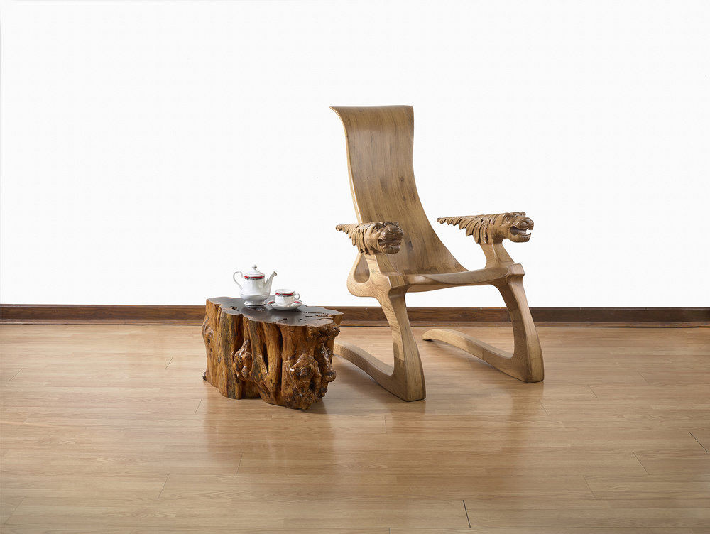 Lion Cantilevered Chair 1