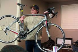 Mike Casey-Owner Used to hang around his neighborhood bike shop as a kid and ask questions until the owners kicked him out. Has done the whole bicycle business thing from shop hand to sales rep to manager to owner. Opened Aberdeen Bike & Outdoors in 2003.