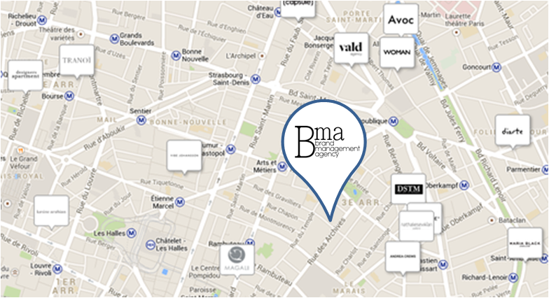 fashion week paris map showrooms carte brand management agency.png