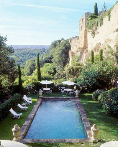 provence pool