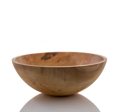 spalted bowl $345