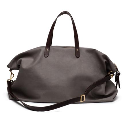 weekender bag $175
