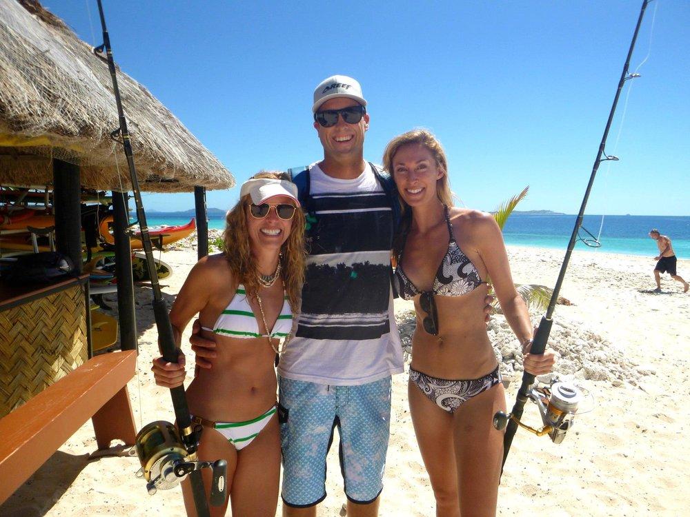 Ben Wilson=kite surfer