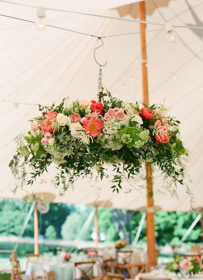 hanging floral arrangements ooh la la mode - Picture Hanging Arrangements