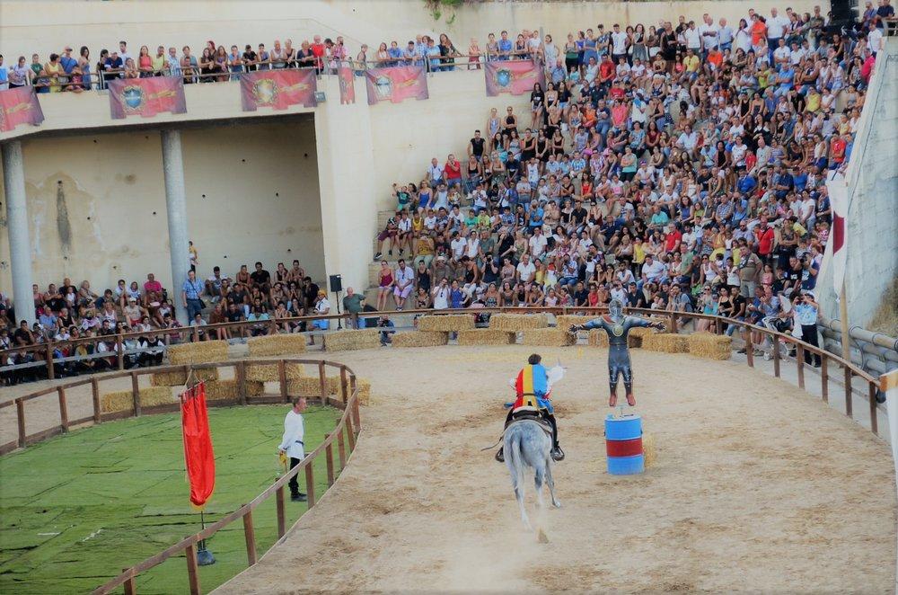 Giochi equestri del Palio di Ribusa