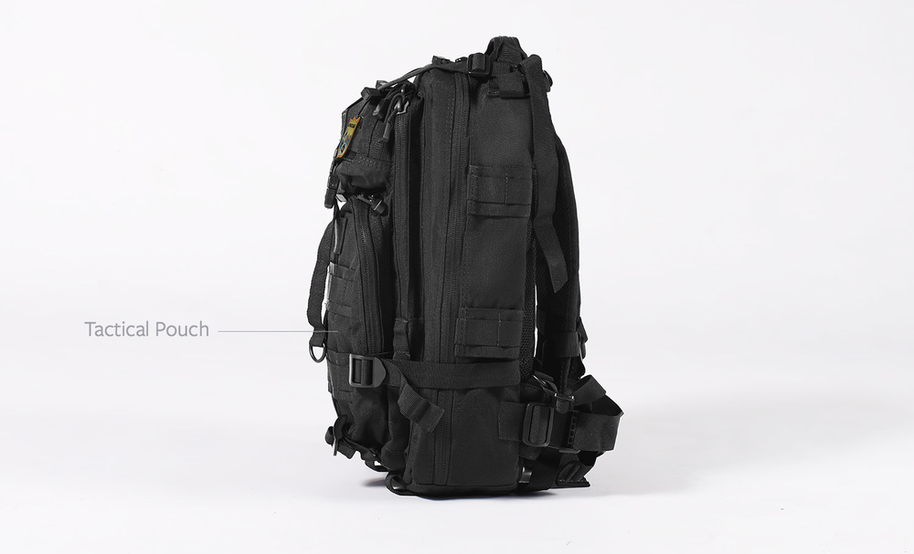 SOLO PACK Tactical Pouch