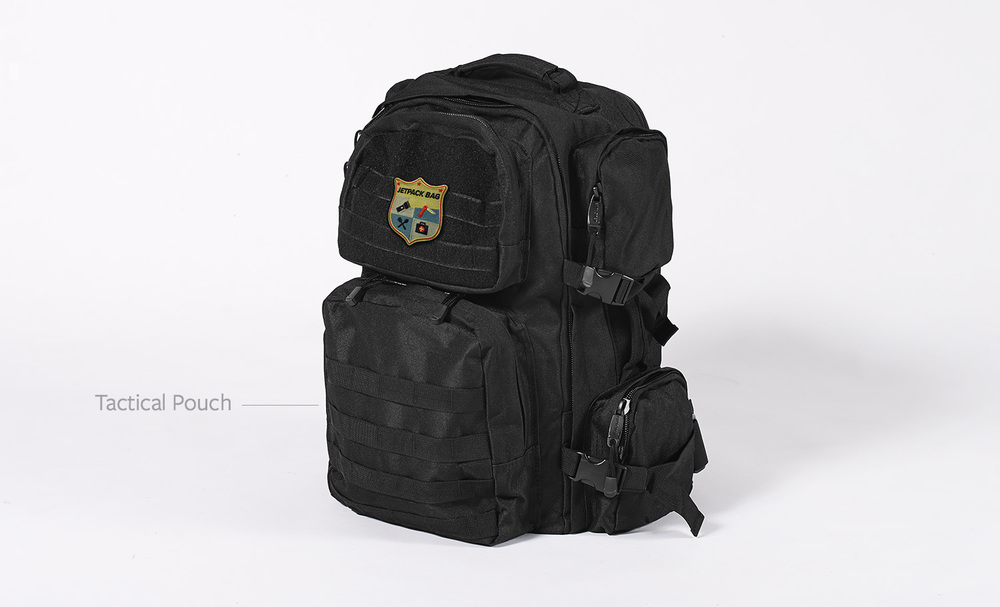 DUAL PACK Tactical Pouch