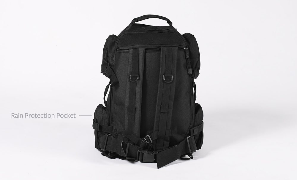 DUAL PACK Rain Protection Pocket