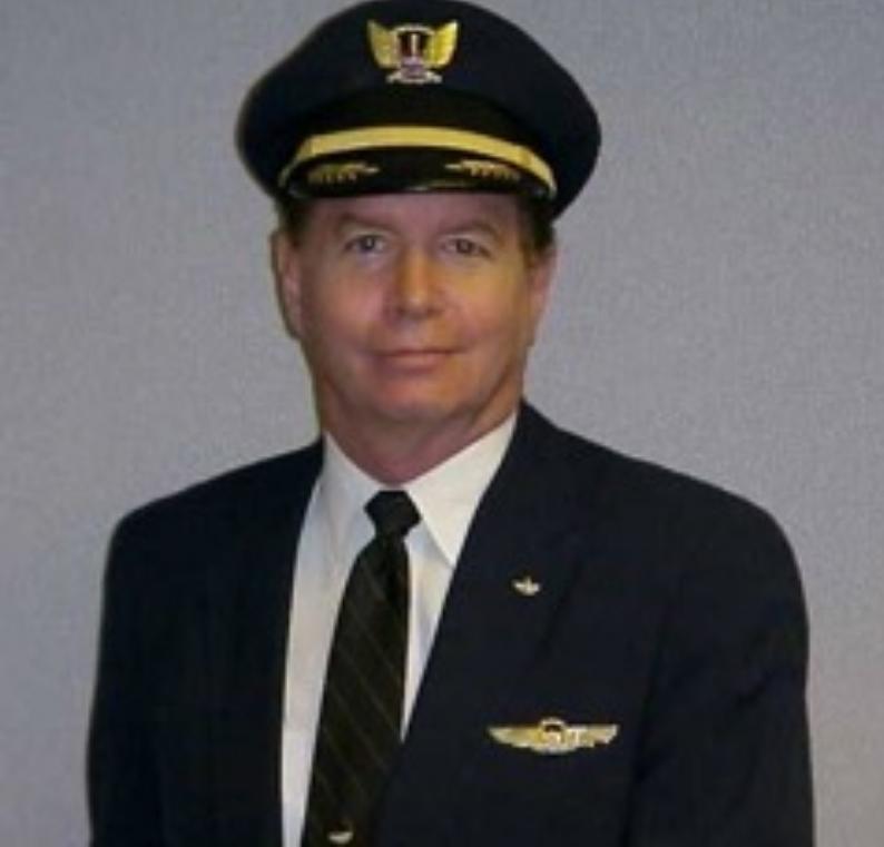 Captain Rick Dubinsky